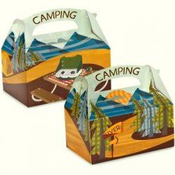 Boîtes à surprises - camping