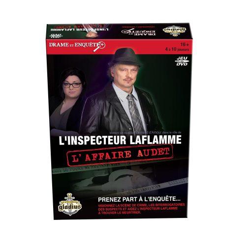 L'inspecteur Laflamme + DVD - L'affaire Audet